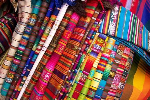 Textiles de Otavalo