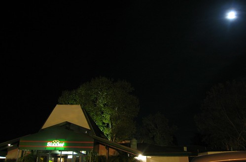 Moonlight Over Sizzler