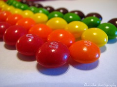 skittles from ambibambie39507's flickr page