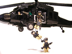 UH-60 Blackhawk (Legohaulic) Tags: lego military blackhawk deltaforce
