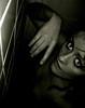 Can't tame the best of me, let alone the rest of me (Elsa Prinsessa) Tags: portrait blackandwhite selfportrait wet girl dark iceland eyes surrealism gray reykjavik chiaroscuro elsa artisticexpression mywinners artlibre excellentphotographerawards elsaprinsessa elsabjörgmagnúsdóttir
