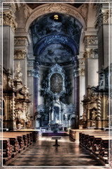 Another church (Stevacek) Tags: church architecture d50 nikon prague prag praha czechrepublic hdr kostel architektura stevacek