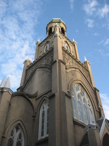 savannah trip-synagogue 2