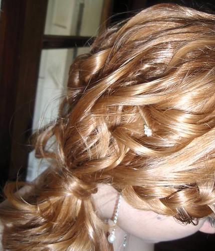 Senior 2008 Prom Hair
