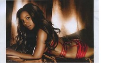 ashanti june maxim magazine