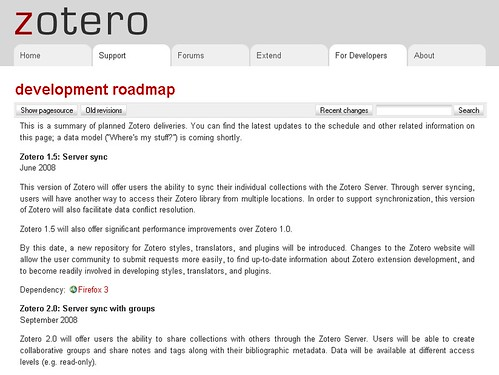 does zotero allow attachments and multiple locations