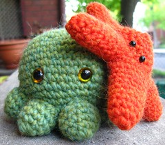 octopus & starfish buddy (by moon angel)