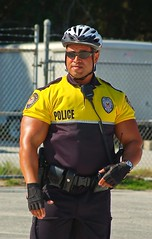 United States VA Police Officer (Lil Wally) Tags: