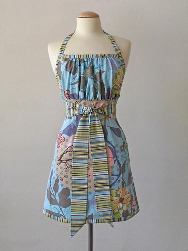 Sunny apron