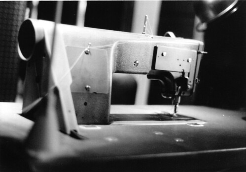 Reportage (sewing machine)