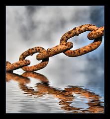 'Liquid Links' by Desirae