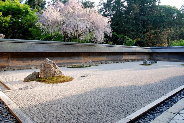 Ryoan-Ji Zen garden