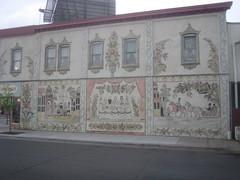 Ingrebretsons Mural by Judy Kjenstad