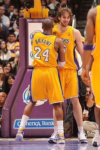 Lo que diga Kobe