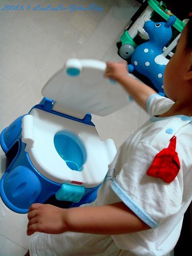 幼兒寶寶便便學習器開箱