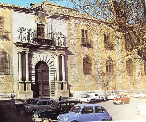 Palacio Arzobispal en los años 60