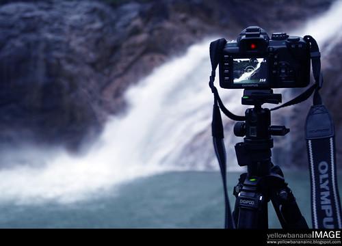 Berkelah  waterfall 11
