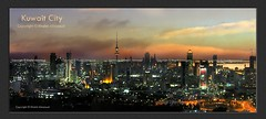 Evening Panorama - Kuwait (khalid almasoud) Tags: panorama evening high quality group photographers images kuwait الكويت مصورين kuwaitscienceclub goldenvisions