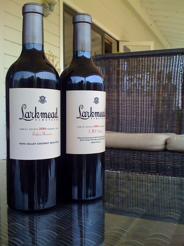 Larkmead Vineyards, Calistoga, CA
