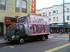 depht (secret agent milks) Tags: truck graffiti san francisco bleach bn jc depht bynd bn1 wonone