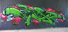 JIROE. WITH THE 'G' COMIN TRU.. (Heavy Artillery) Tags: uk liverpool graffiti iceland brighton artillery msk ha heavy aroe jiroe