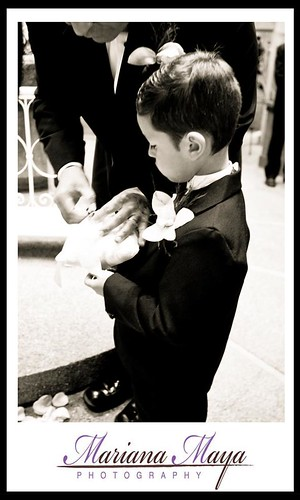 ring bearer need help