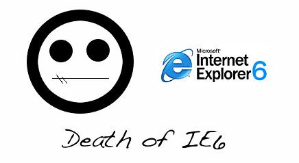 Morte ao IE6