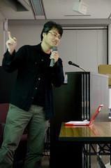 片岡 修一さん, JJUG + SDC JavaOne 報告会, Sun Microsystems 神宮前オフィス