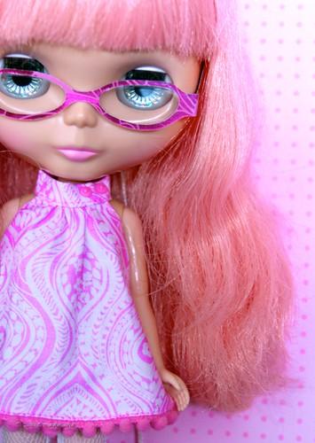 Pink Swirl by sadaloha.