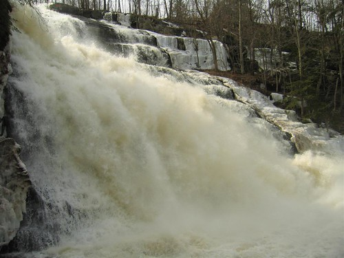 Cascading falls of Barberville