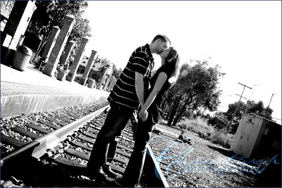 San Juan Capistrano engagement photographer