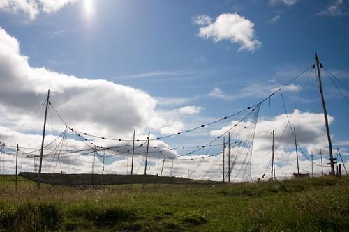 Salmon nets (2)