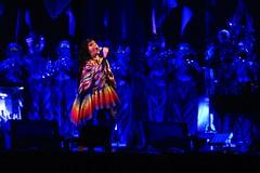 Björk at Melt08