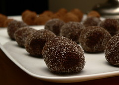 Stout Truffles (HarlanH) Tags: food cooking beer club dinner dessert chocolate ale sugar stout truffles cookingclub