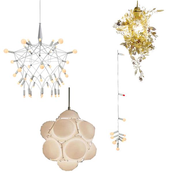 ... top left) Patrick Townsend White Orbit Chandelier (Hollyu0027s all time favorite chandelier ever) Design Public $459; Todd Boontje Garland Shade Light ...  sc 1 st  Decor8 & Favorite Lighting u2014 decor8