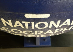 National Geographic Society Bathysphere