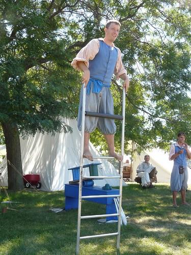 Laddertime