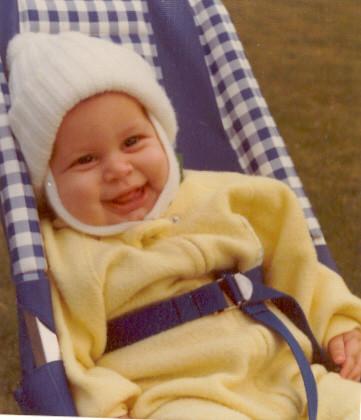 Baby JL - January 1976