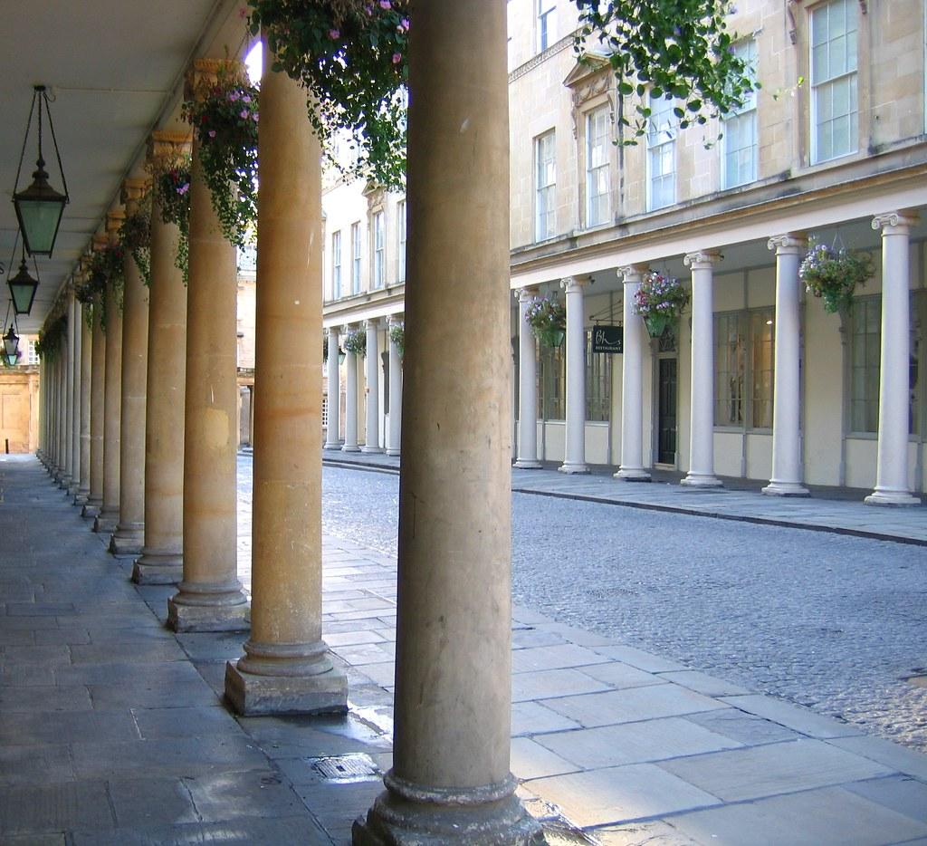 Bath Street, Bath, England