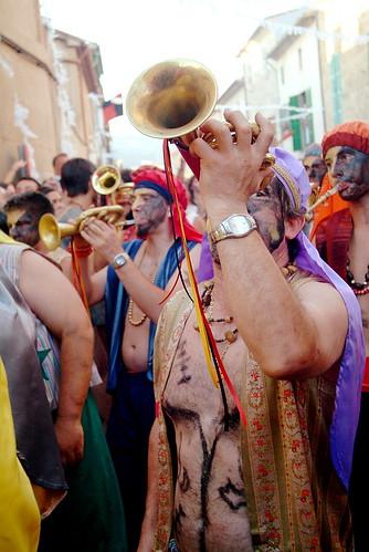 Moros i Cristians a Pollença. Patrona 2008