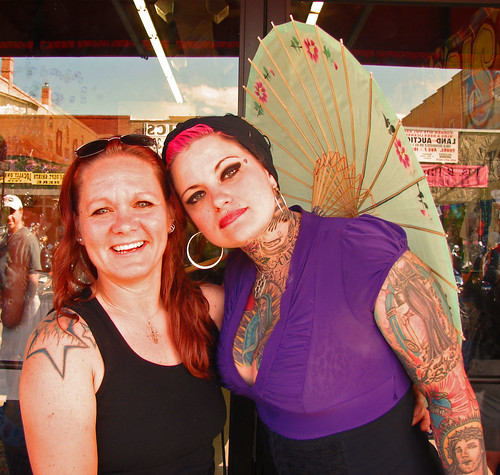 Buddha Tattoos .this lady was sooo