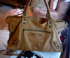 2005 Balenciaga Caramel Work (Samantha.Doll) Tags: 2005 leather work design 05 caramel balenciaga hangbag bbag