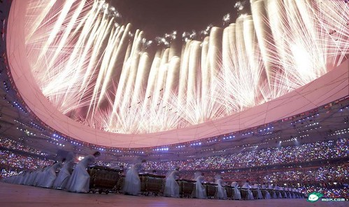 Beijing 2008 Olympic Opening - (3) by you.