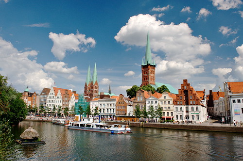 Lübeck Waterfront