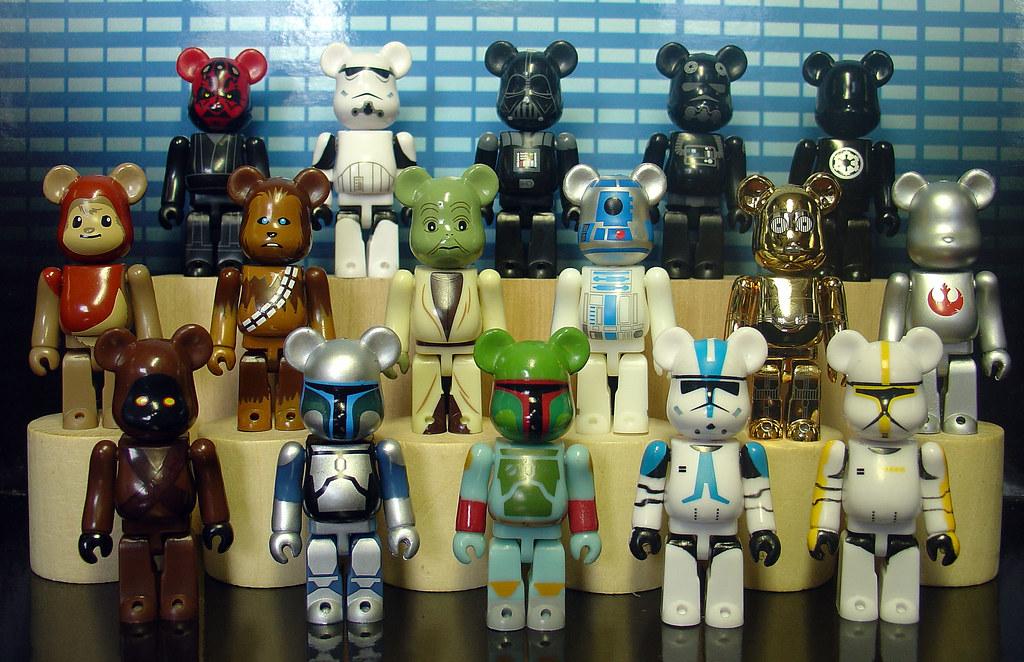 Star Wars Bears