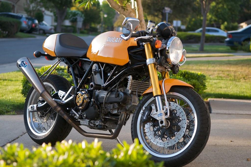 Motorcycle update
