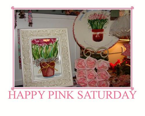 Happy Pink Saturday