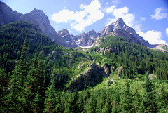Cascade Canyon - Grand Teton National Park (Al_HikesAZ) Tags: nationalpark searchthebest hiking quote hike explore backpacking backcountry wyoming grandtetons tetons grandteton wy jennylake cascadecanyon gtnp lakesolitude diamondclassphotographer alhikesaz tetons2008