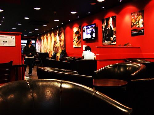 Very Red Café