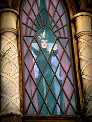 Disney - The Wicked Queen's Evilness (Express Monorail) Tags: california castle dark movie geotagged scary raw ride disneyland foreboding character magic details dream highcontrast evil kingdom wed freaky disney mickey potd queen spooky fantasy wicked mickeymouse animation imagine theme imagination orangecounty anaheim walt snowwhite 2008 vignetting magical dl dlr themepark magickingdom attractions fantasyland cartooncharacter waltdisney snowwhiteandthesevendwarfs wdi darkride imagineering disneycharacter disneymovie snowwhitesscaryadventures 18135mm disneyparks 81508 expressmonorail snowwhitesadventures disneyride waltdisneyimagineering waltereliasdisney nikond300 paintshopprophotox2 classicfantasylanddarkride disneyphotochallengewinner joepenniston disneyphotography august152008 july171955 geo:lat=33812939 geo:lon=117919009 openingdayattraction